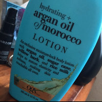 OGX® Hydrating Argan Oil Of Morocco Lotion uploaded by Channing J.