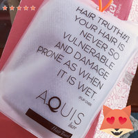 AQUIS Waffle Luxe Hair Towel uploaded by Emily D.