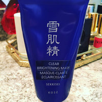 Sekkisei Clear Whitening Mask, 2.8 oz uploaded by Jodie P.