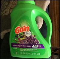 Gain 2X Moonlight Breeze Hec Liquid Laundry Detergent, 64ld, 100oz uploaded by Bridgett B.