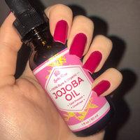 Leven Rose Organic 100% Pure Cold Pressed Unrefined Natural Jojoba Oil, 4 oz uploaded by Desiree T.