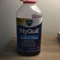 Vicks Nyquil Cold And Flu Relief Liquid Cherry 10 oz. uploaded by Berneta A.