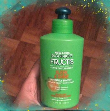 Garnier Fructis Sleek & Shine Leave-In Conditioner, 10.2 oz uploaded by Sharonda B.