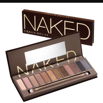 Urban Decay Naked Palette uploaded by Stacey P.