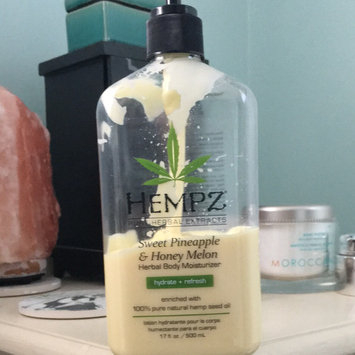 Hempz Sweet Pineapple & Honey Melon Moisturizer uploaded by Tara G.
