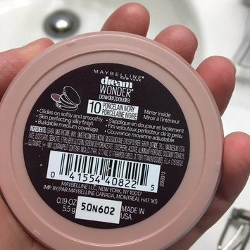 Photo of Maybelline Dream Wonder® Powder uploaded by Andréa G.