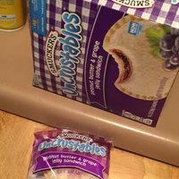 Smucker's Uncrustables Peanut Butter & Grape Jelly Sandwich - 4 CT uploaded by Wendy C.