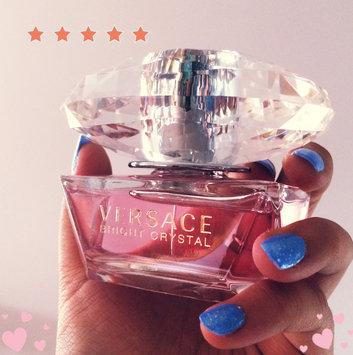 Photo of Versace Bright Crystal Eau de Toilette Spray uploaded by Xoey Z.