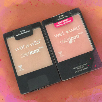 Wet N Wild Color Icon™ Blush uploaded by Andrea A.