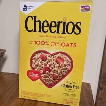 Photo of Cheerios General Mills Cereal uploaded by MK J.