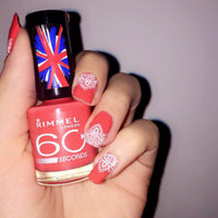 N.y.c. New York Color Rimmel London 60 Seconds Nail Polish 844 Out Of The Blue 0.27oz / 8oz uploaded by Andrea C.