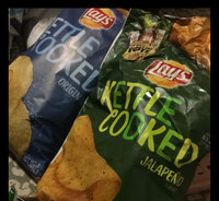 LAY'S® Kettle Cooked Jalapeño Flavored Potato Chips uploaded by Lonnesha D.