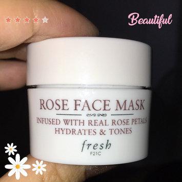 Fresh Rose Face Mask uploaded by Lizbeth B.