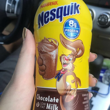 Photo of Nesquik® Chocolate Ready-to-Drink Fat Free Milk uploaded by Desiree T.