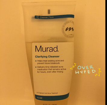 Photo of Murad Clarifying Cleanser uploaded by Molly M.