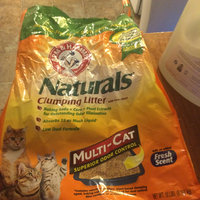 ARM & HAMMER™ Naturals Clumping Litter uploaded by Ella P.
