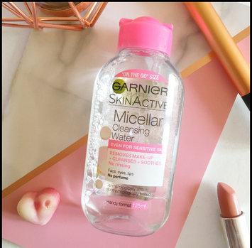 L'Oreal Garnier Skin Micellar Cleansing Water 400 ml by HealthMarket uploaded by Tiffany R.
