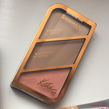 Photo of Rimmel Kate Face Sculpting Kit 001 uploaded by Maria B.