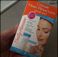 Sally Hansen Creme Face Hair Remover Kit uploaded by Charise R.