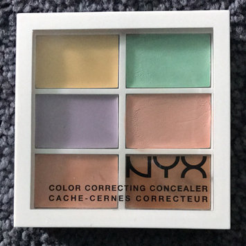 NYX Color Correcting Concealer Palette uploaded by Banesa A.