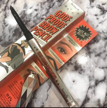 Benefit Goof Proof Brow Pencil uploaded by lauren w.