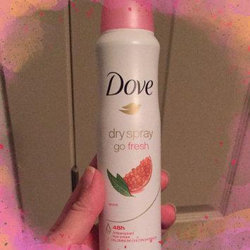 Photo of Dove Revive Dry Spray Antiperspirant uploaded by Aspen H.