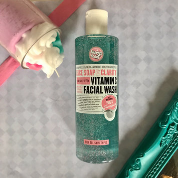 Photo of Soap and Glory Face Soap and Clarity 3in1 Daily Detox Vitamin C Facial Wash 11.8 oz uploaded by Natalie H.