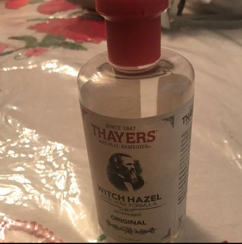 Photo of Thayers Original Witch Hazel Astringent with Aloe Vera uploaded by Katherine G.