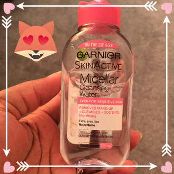L'Oreal Garnier Skin Micellar Cleansing Water 400 ml by HealthMarket uploaded by Jessica O.