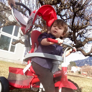Photo of Radio Flyer Kid's 4 in 1 Trike - Red uploaded by Catherine R.