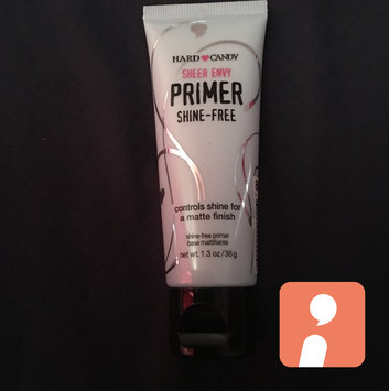 Photo of Hard Candy Sheer Envy Shine-Free Primer uploaded by Sophear L.