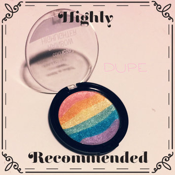 Wet N Wild Color Icon™ Rainbow Highlighter - Unicorn Glow uploaded by Tanya N.