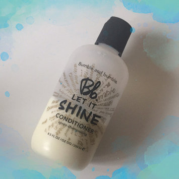 Photo of Bumble and bumble Let it Shine Conditioner 8.5 oz uploaded by Sneha S.