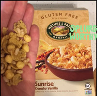 Nature's Path Organic Sunrise Crunchy Vanilla Cereal - Gluten Free uploaded by Danielle S.