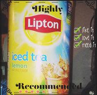 Lipton® Raspberry Iced Tea Mix uploaded by Kristy G.