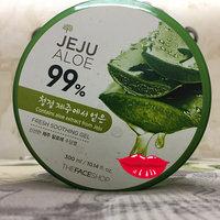 The Face Shop - Jeju Aloe 99% Fresh Soothing Gel 300ml 300ml uploaded by Jojo L.