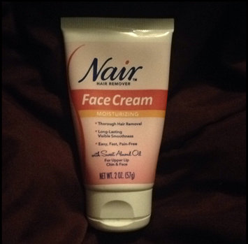Photo of Nair Moisturizing Face Cream, 2 Ounce uploaded by Steff T.