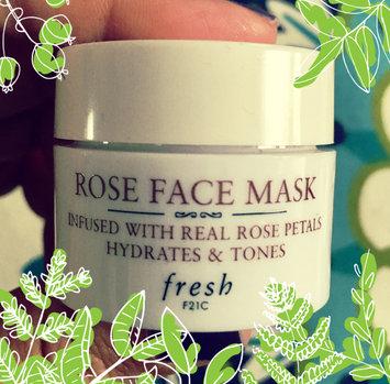 Fresh Rose Face Mask uploaded by Lindsay D.