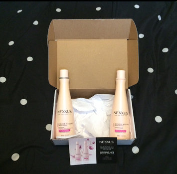 Photo of NEXXUS® COLOR ASSURE SHAMPOO FOR COLORED HAIR uploaded by Katherine C.