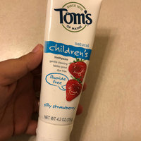 Tom's OF MAINE Silly Strawberry™ Fluoride-Free Children's Toothpaste uploaded by Jasselin A.