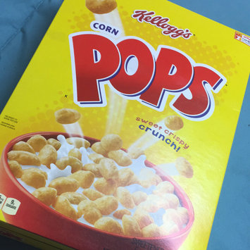 Photo of Kellogg's Corn Pops Cereal uploaded by Aujha A.
