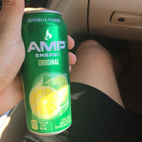 AMP® Energy Boost Original 16 fl. oz. Can uploaded by Jakii V.