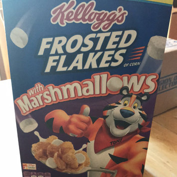 Photo of Kellogg's Frosted Flakes Cereal uploaded by Kacie L.
