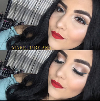 Photo of Milani Stay Put Matte 17hr Wear Liquid Eyeliner uploaded by Anita P.