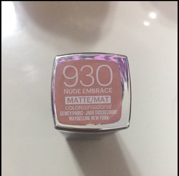 Maybelline Color Sensational® Creamy Matte Lipstick uploaded by Christine N.