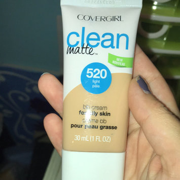 COVERGIRL Clean Matte BB Cream uploaded by Bailee A.