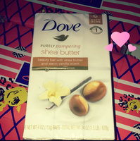 Dove  Shea Butter Nourishing Care Beauty Bars uploaded by Melissa P.