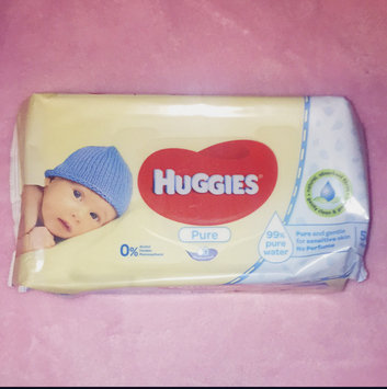 Photo of Huggies Pure Baby Wipes 64 Wipes uploaded by Meral T.