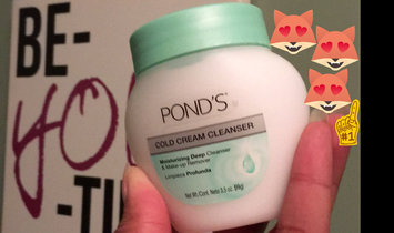 Pond's Cold Cream Cleanser uploaded by Alzire L.