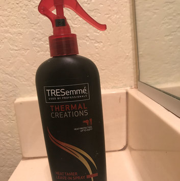 Photo of TRESemme Thermal Creations Heat Tamer Protective Spray uploaded by Katherine N.